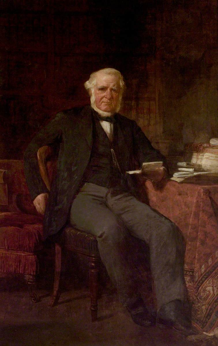 John Remington Mills (1798–1879)