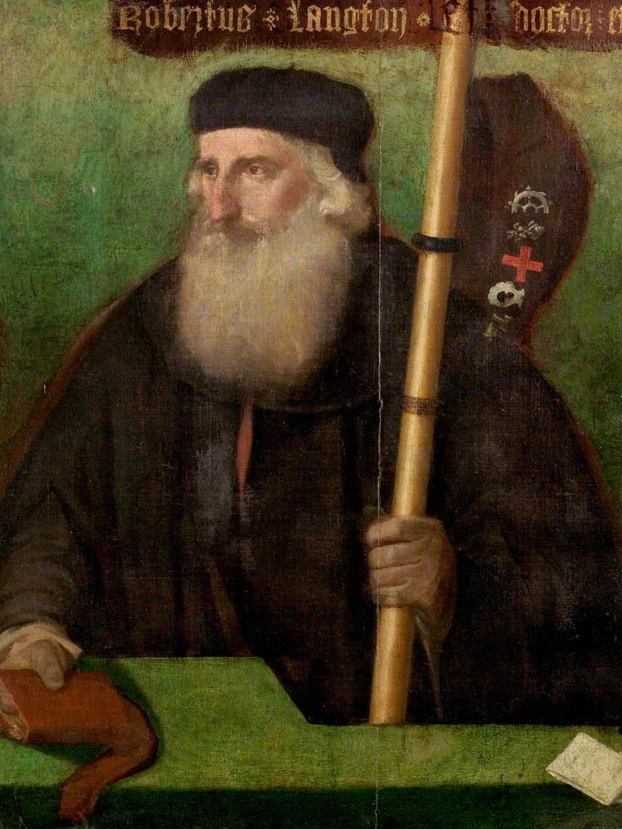 Robritus Langton