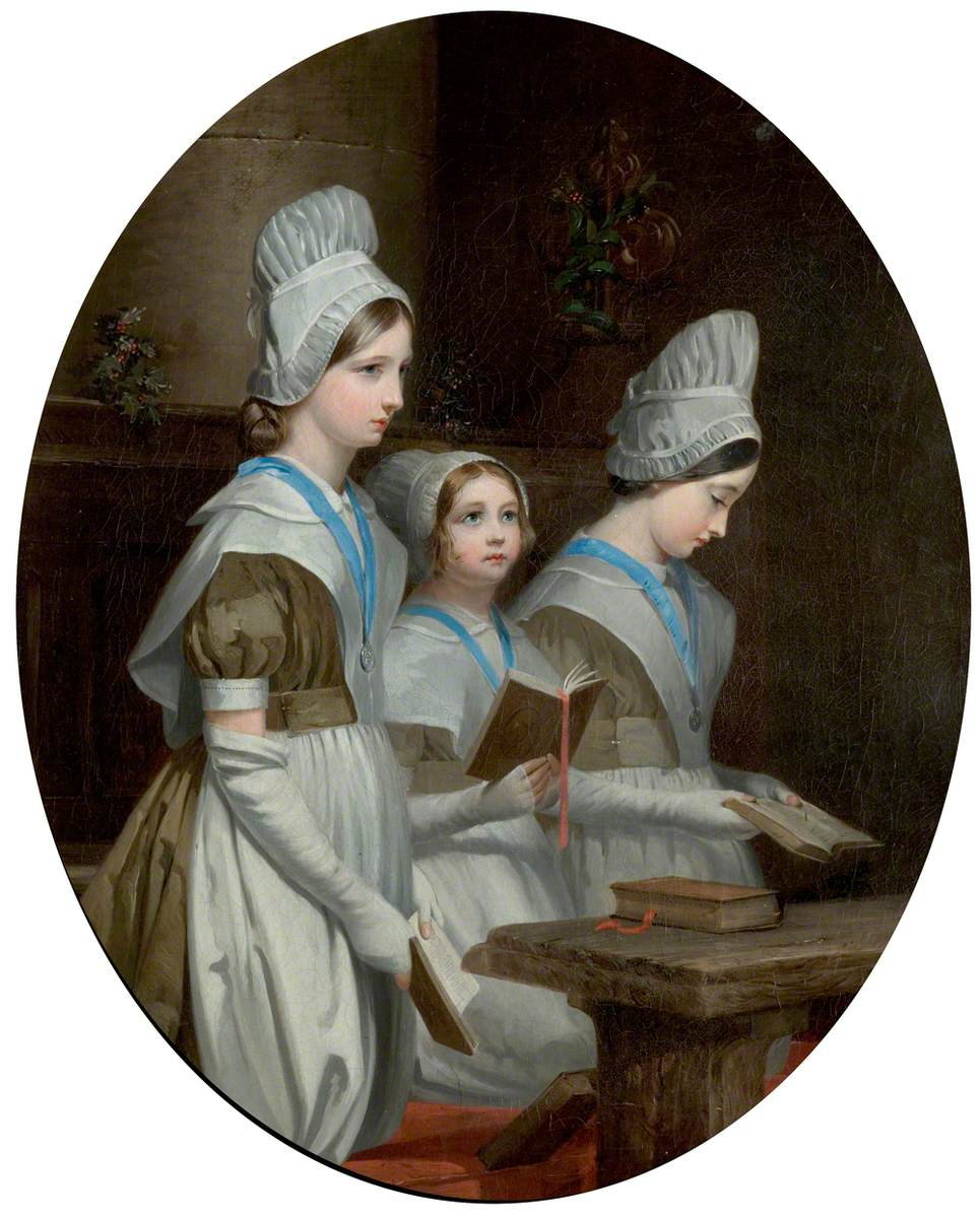 The Charity Girls, or 'Lord, Have Mercy Upon Us'