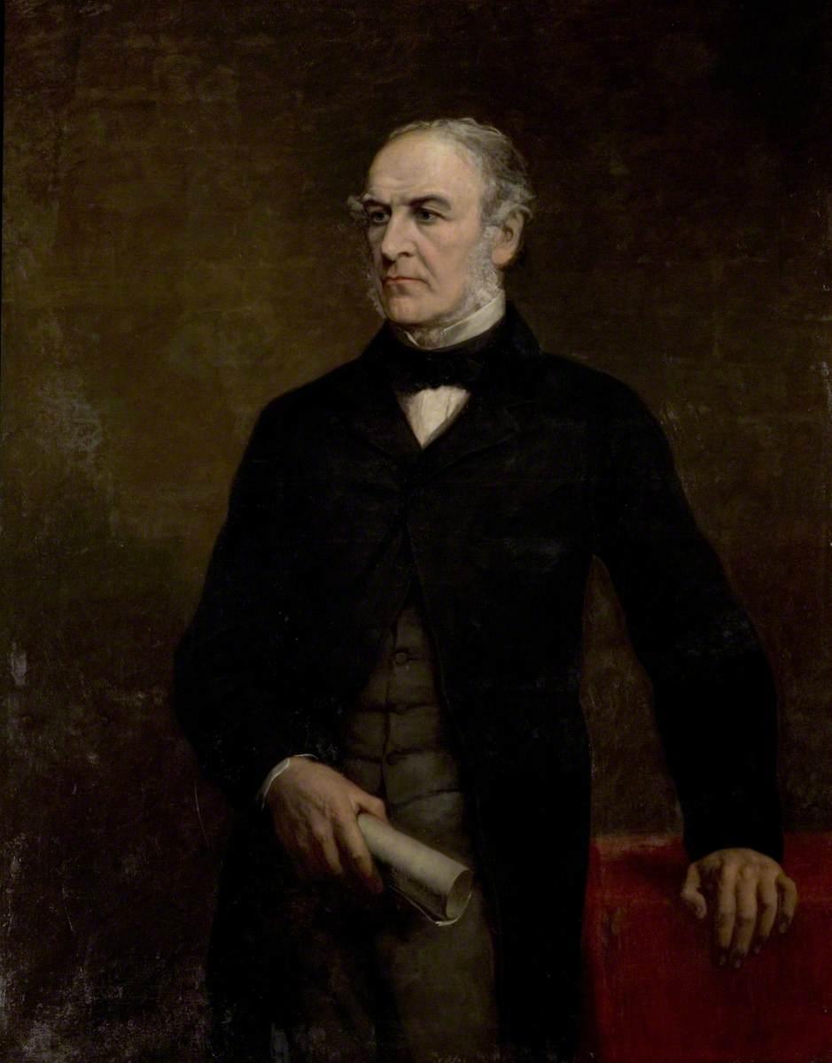 The Right Honourable William E. Gladstone (1809–1898), MP