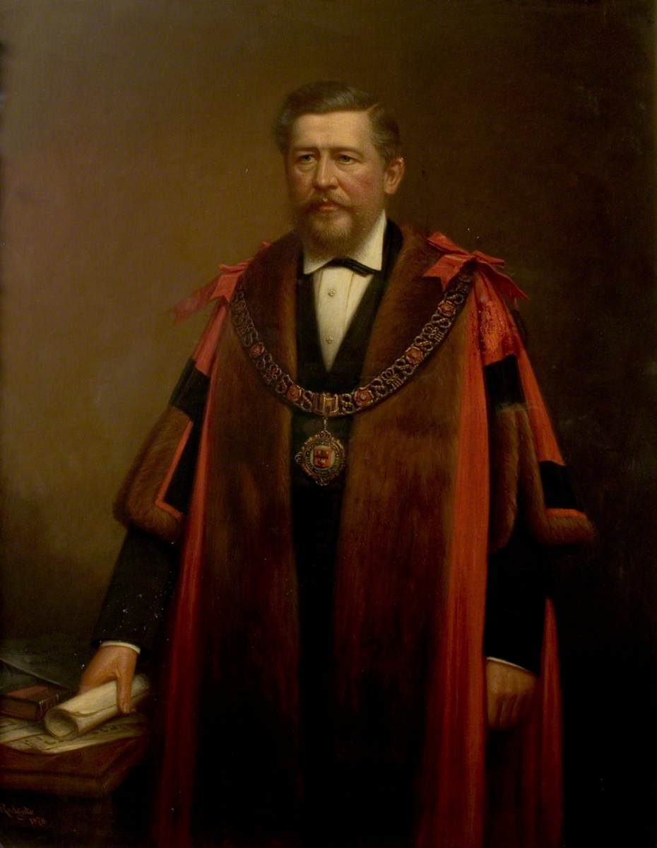 Alderman William George Ward