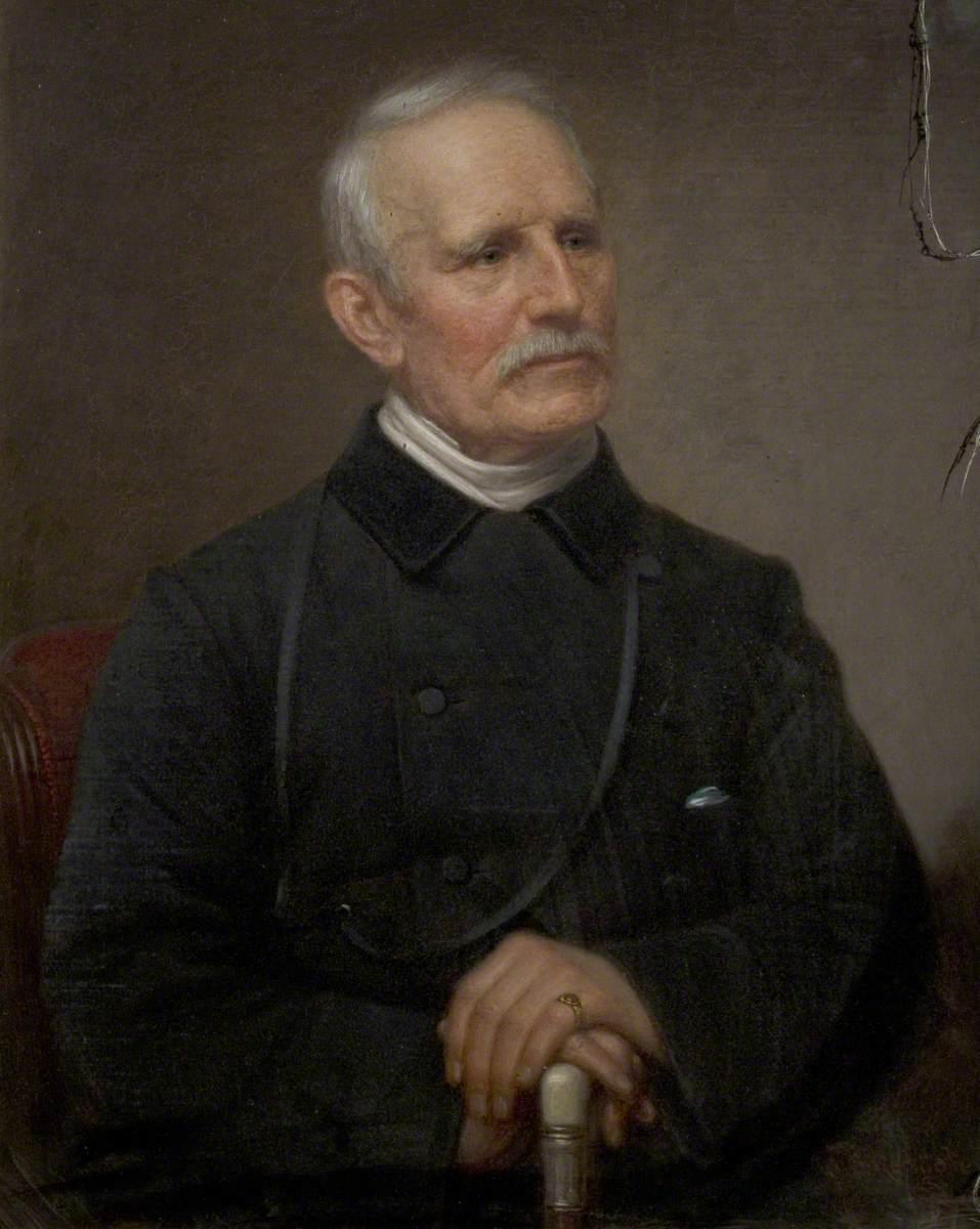 Major Jonathan White (b.1804), RHR (The Old Adjutant)