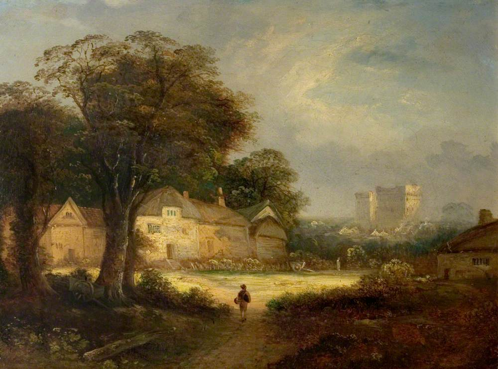 Castle Ashby, Northamptonshire