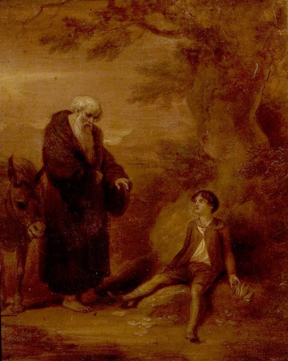Scipio and the Hermit