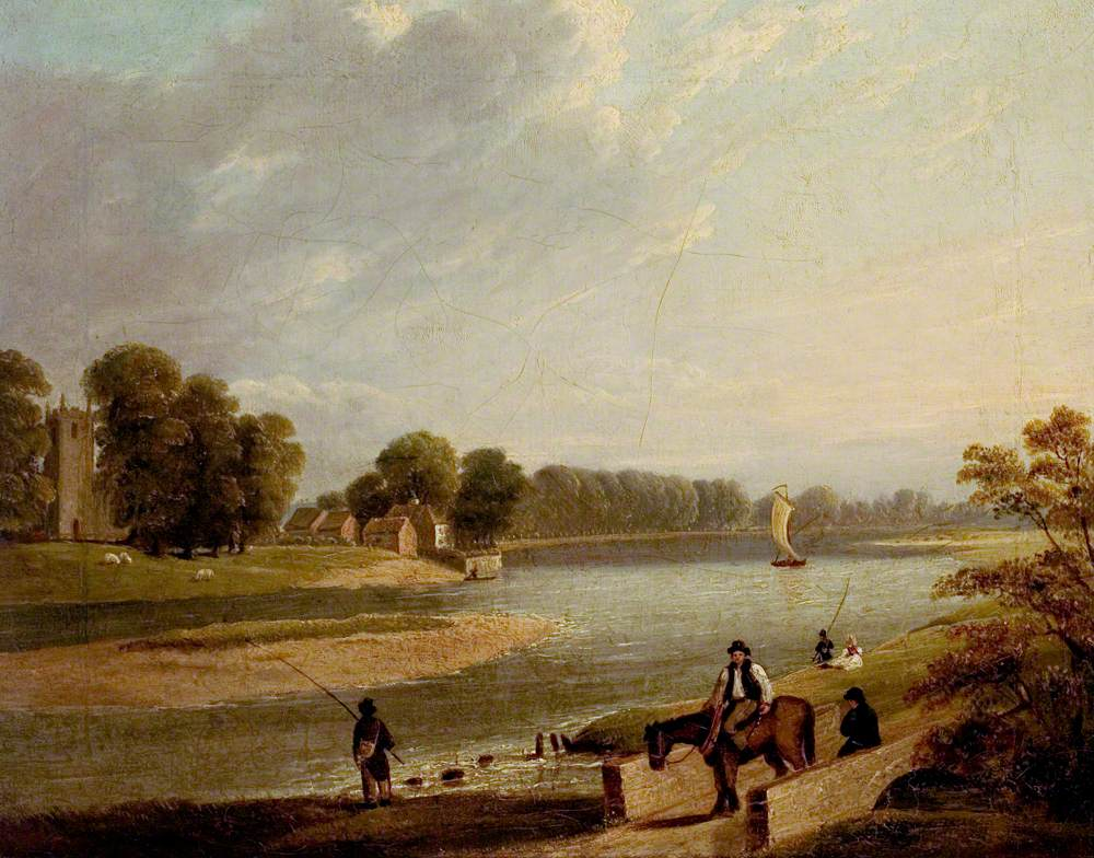 The Trent at Wilford