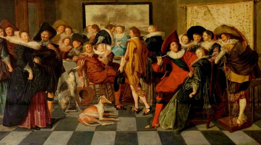 A Dutch Party