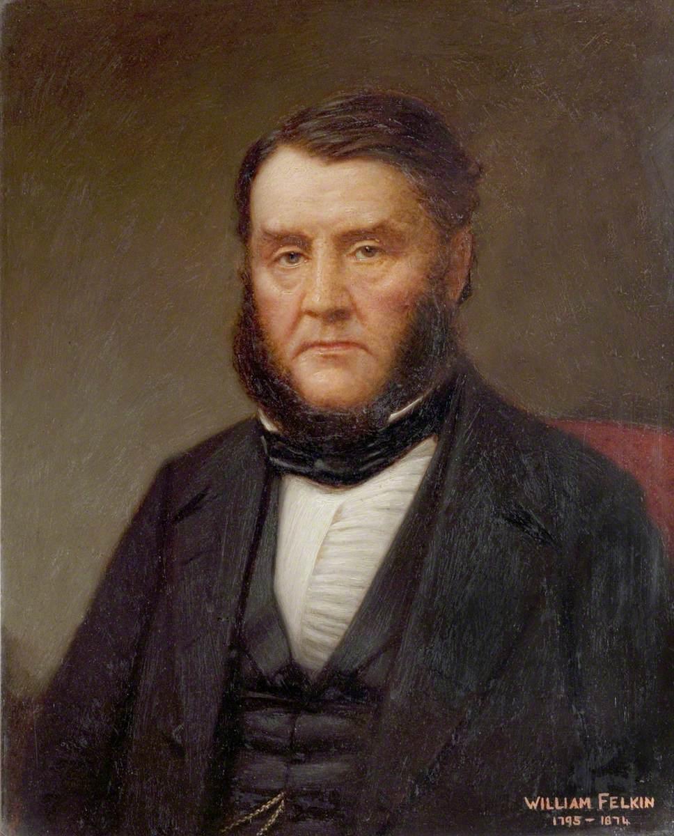 William Felkin (1795–1874)