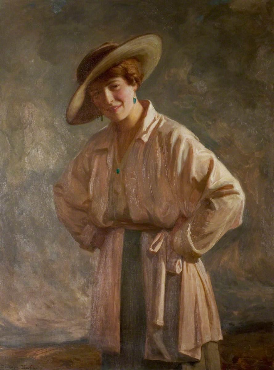 Lois Ball, Sister of Albert Ball, VC