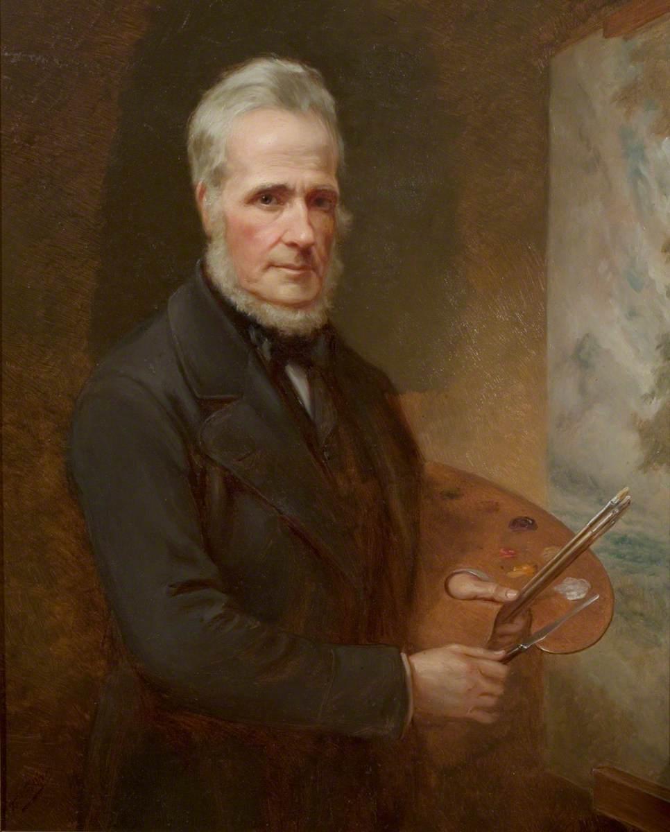 The Artist Henry Dawson (1811–1878)