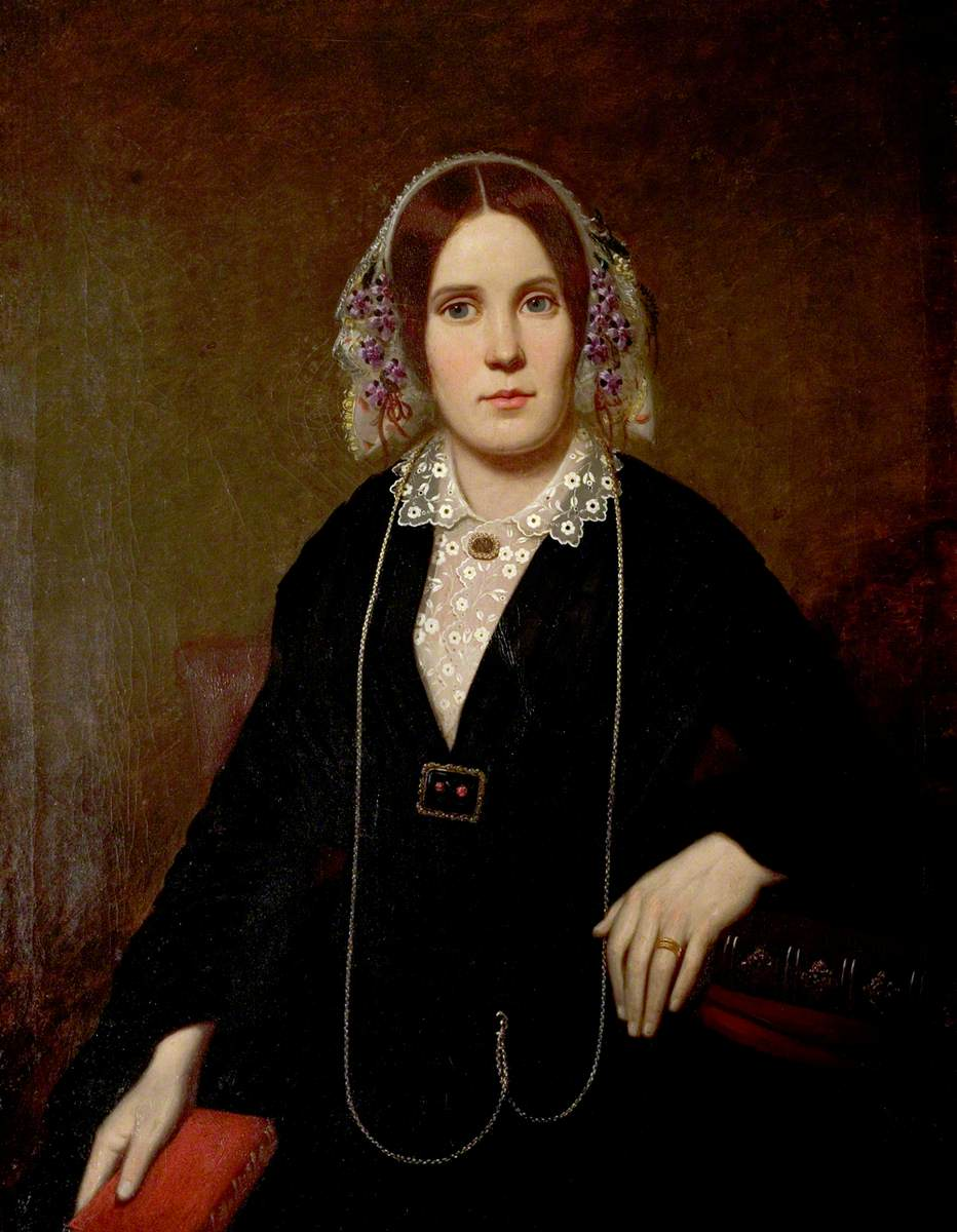 Portrait of a Lady of the Worthington Family