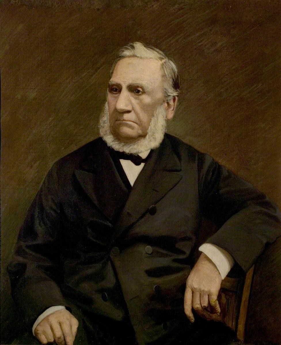 Edward Cooper (d.1899), Mayor of Newark (1857)