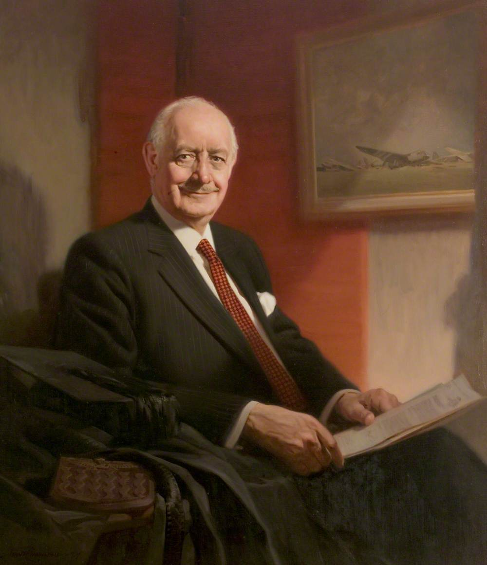 John Madocks, CBE, DL, Bursar (1967–1987)