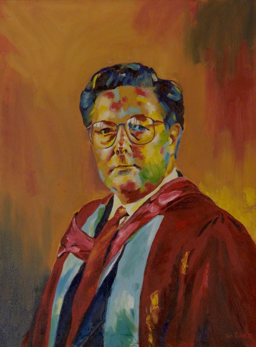 Professor Douglas James Davies (b.1947), Warden of Derby Hall (1985–1997)