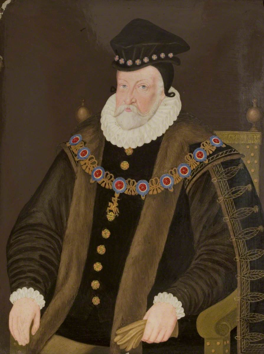 Edward Fiennes de Clinton (1512–1585), KG
