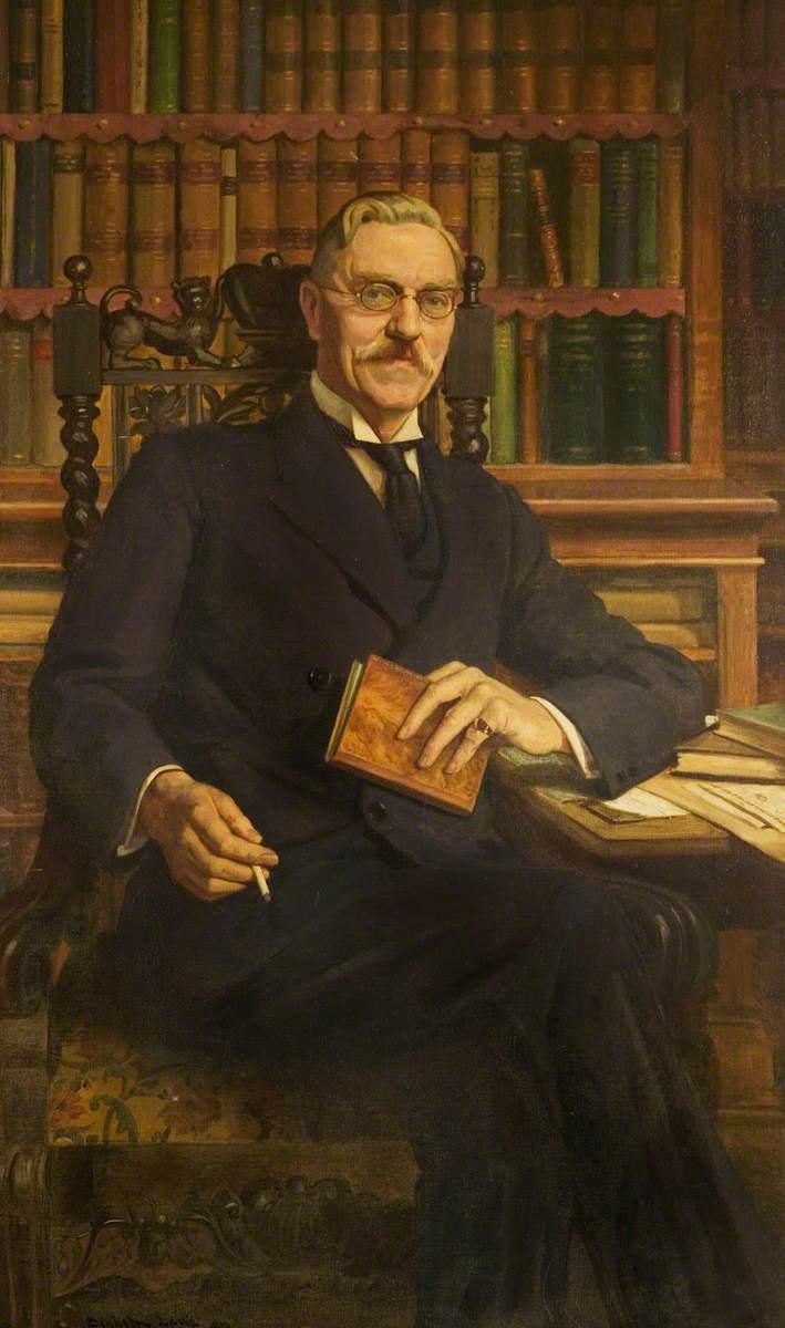 Alderman Edmund Huntsman, Member of the College Council (1917–1921), Chairman of the College Council (1921–1939)
