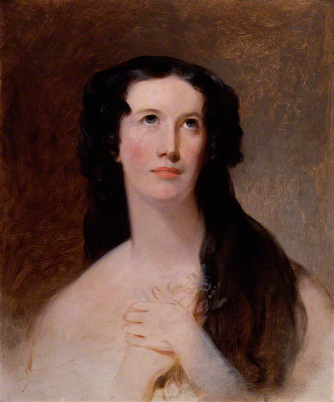 Mary Ann Paton (Mrs Wood)