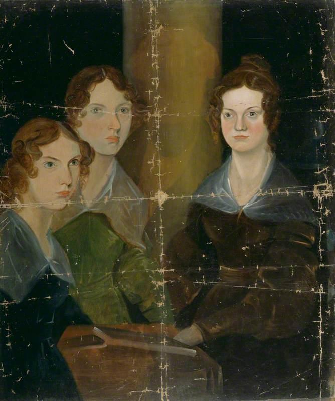 The Brontë Sisters (Anne Brontë; Emily Brontë; Charlotte Brontë)