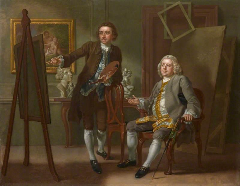 Francis Hayman; Grosvenor Bedford