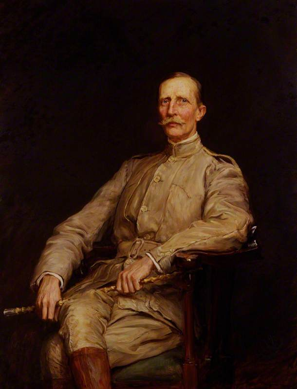 Sir George Dashwood Taubman Goldie