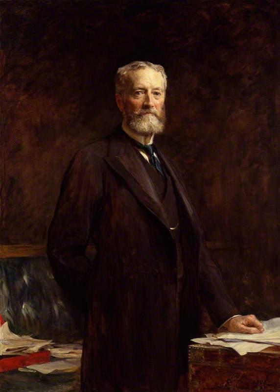 Michael Edward Hicks Beach, 1st Earl St Aldwyn