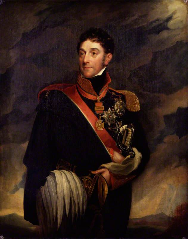 Stapleton Cotton, 1st Viscount Combermere