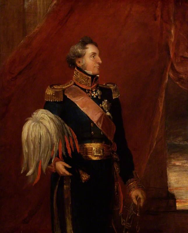 Richard Hussey Vivian, 1st Baron Vivian