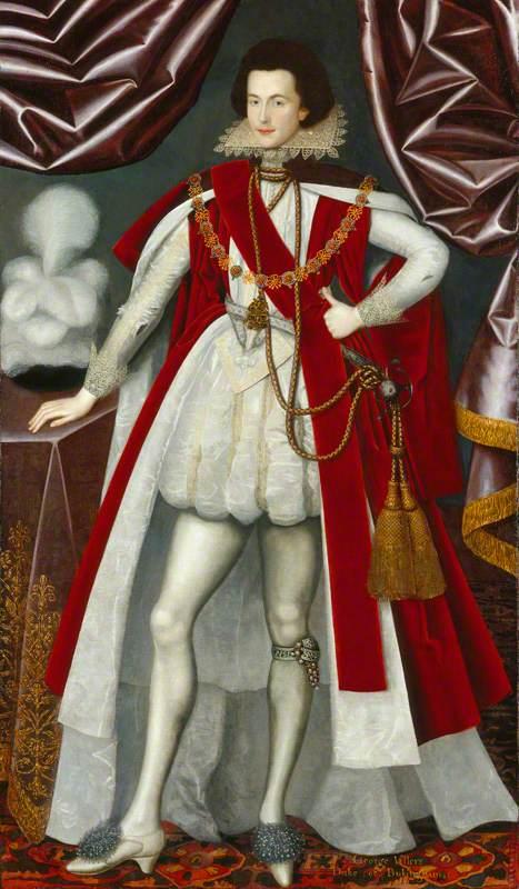 George Villiers, 1st Duke of Buckingham
