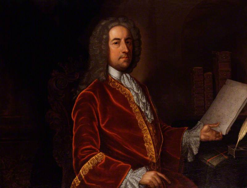 William Stanhope, 1st Earl of Harrington