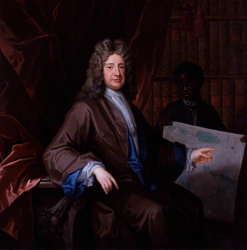 Sir John Chardin (1643–1712)