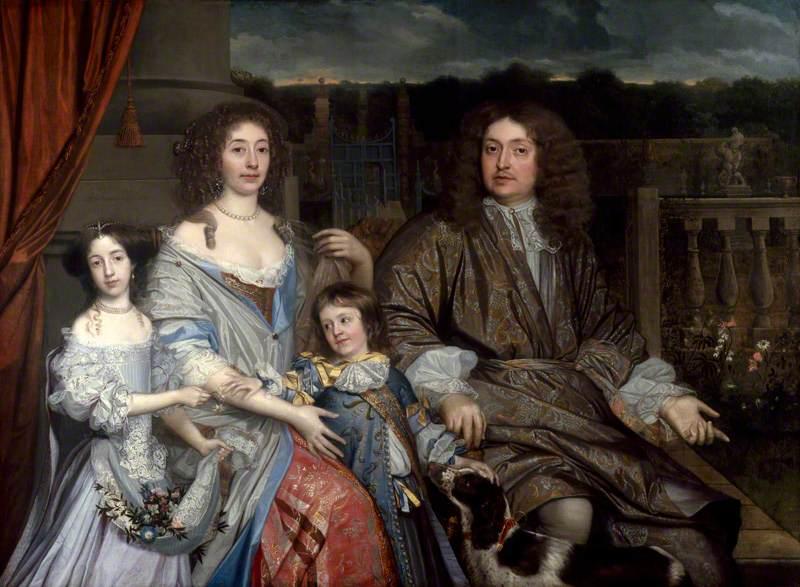 The Family of Sir Robert Vyner