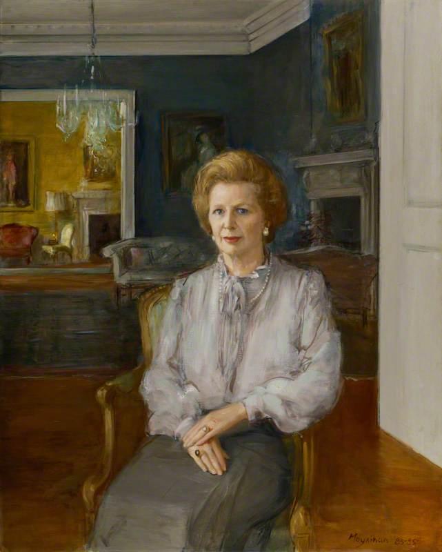 Margaret Hilda Thatcher, née Roberts, Baroness Thatcher