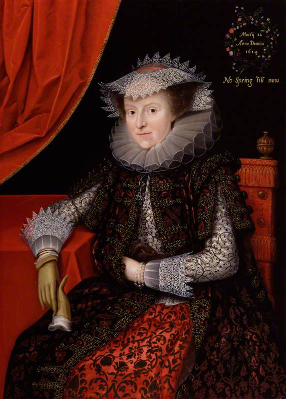 Mary, Lady Scudamore