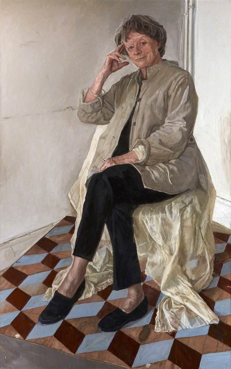 Dame Margaret Natalie ('Maggie') Smith (b.1934)