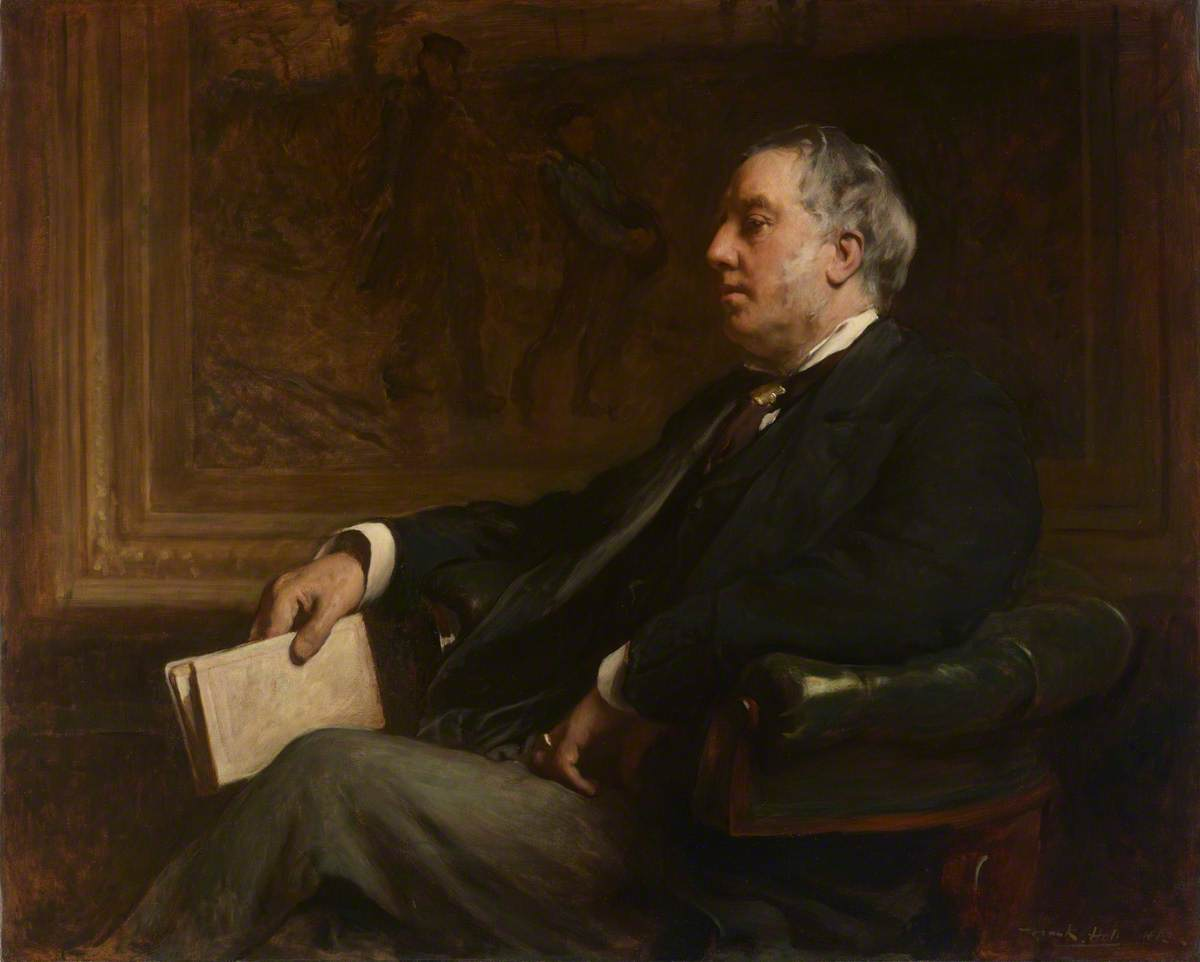 Sir William Agnew (1825–1910), 1st Bt