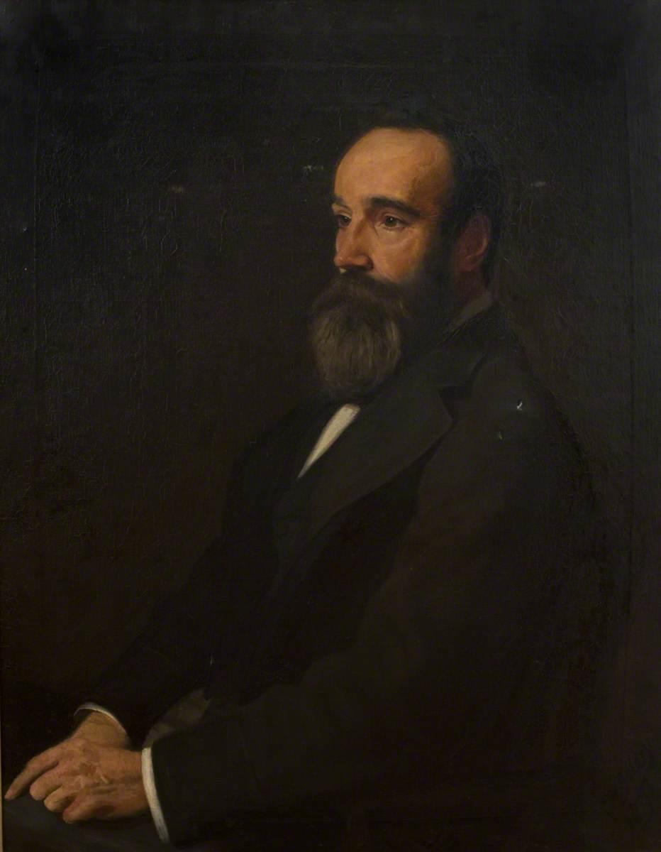 John Mitchell, Esq., Provost of the Burgh of Helensburgh (1890–1903)