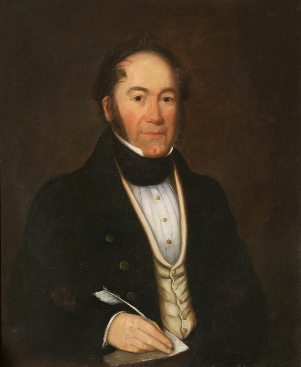 Lewis Chalmers, Bailie of Fraserburgh (1811–1848)