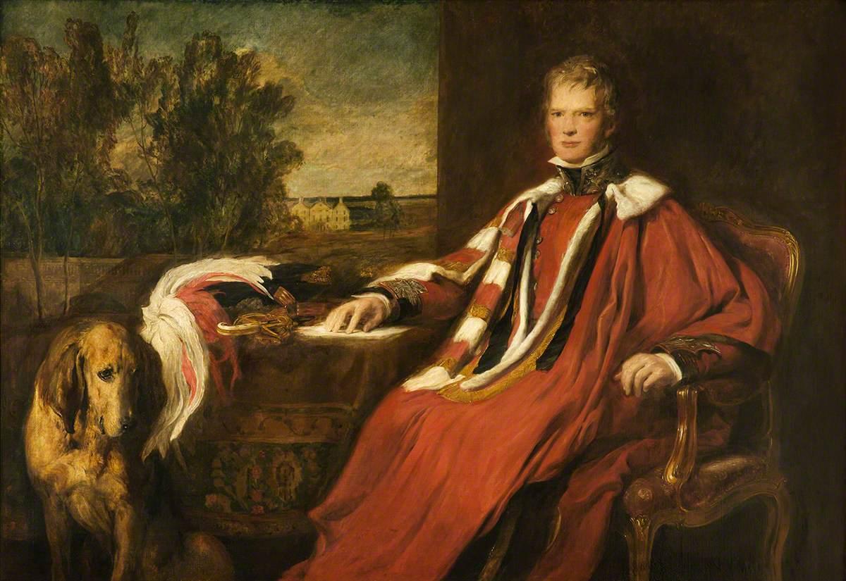 John Arbuthnott (1778–1860), 8th Viscount of Arbuthnott