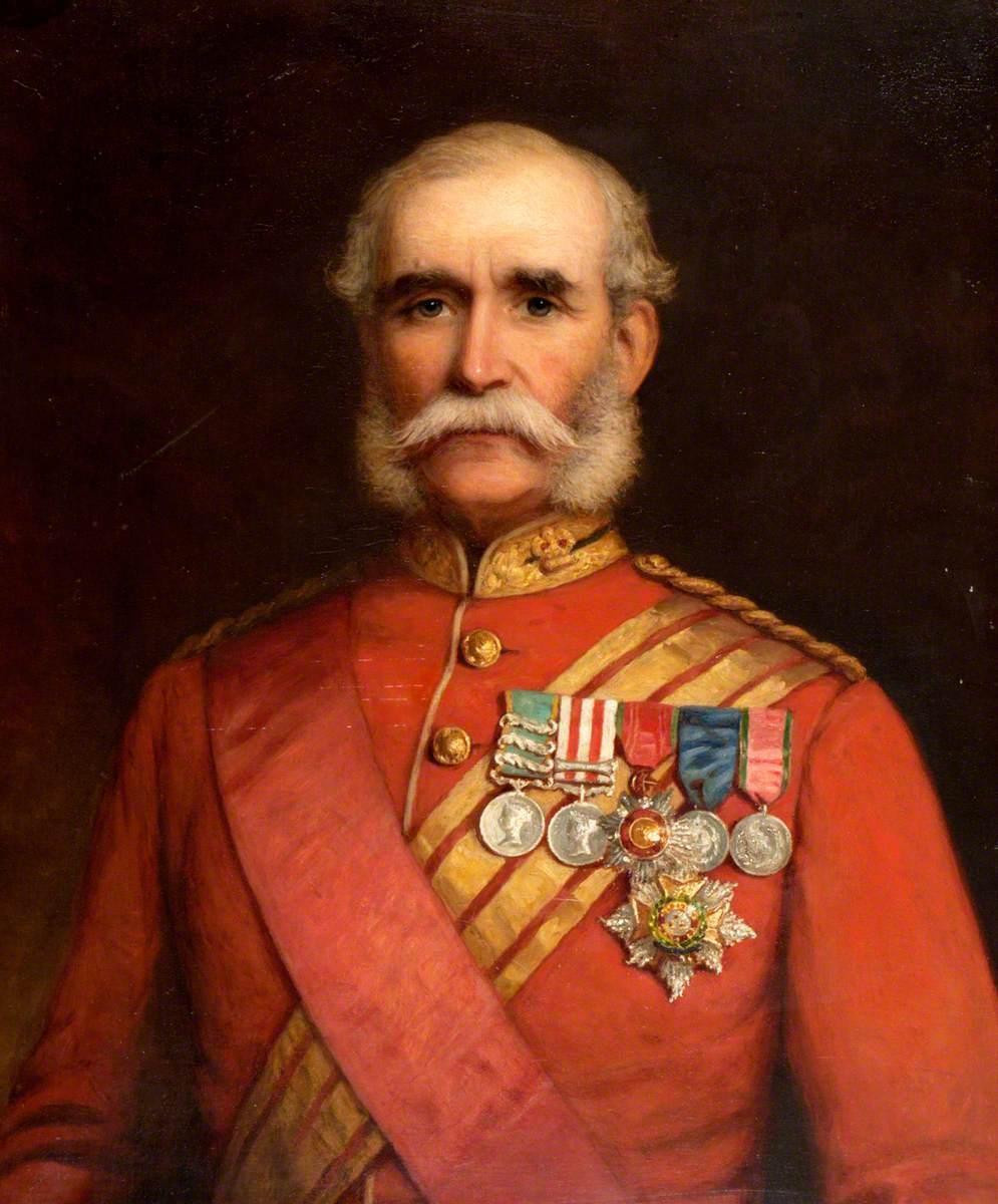 General Sir John Douglas of Glenfinart, GCB