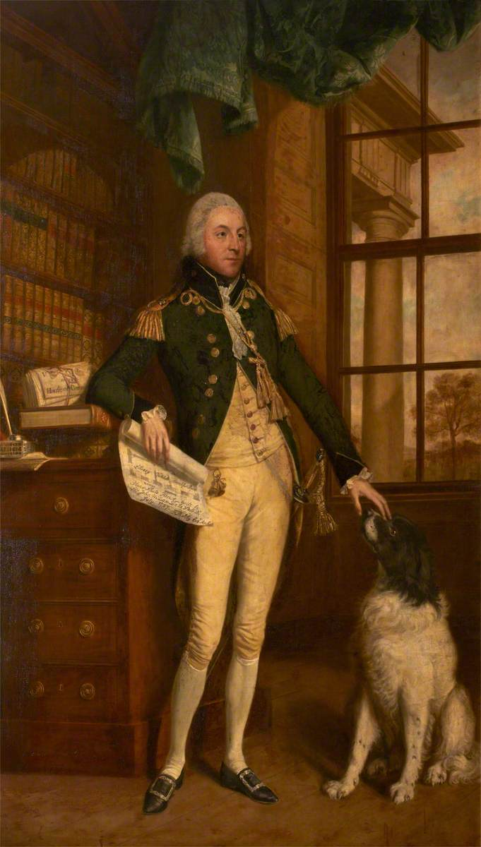 Sir John William De la Pole (1757–1799), 6th Bt