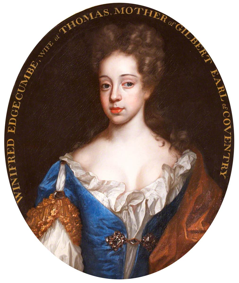 Lady Anne Somerset (1673–1763), Viscountness Deerhurst, Later Countess of Coventry (?)