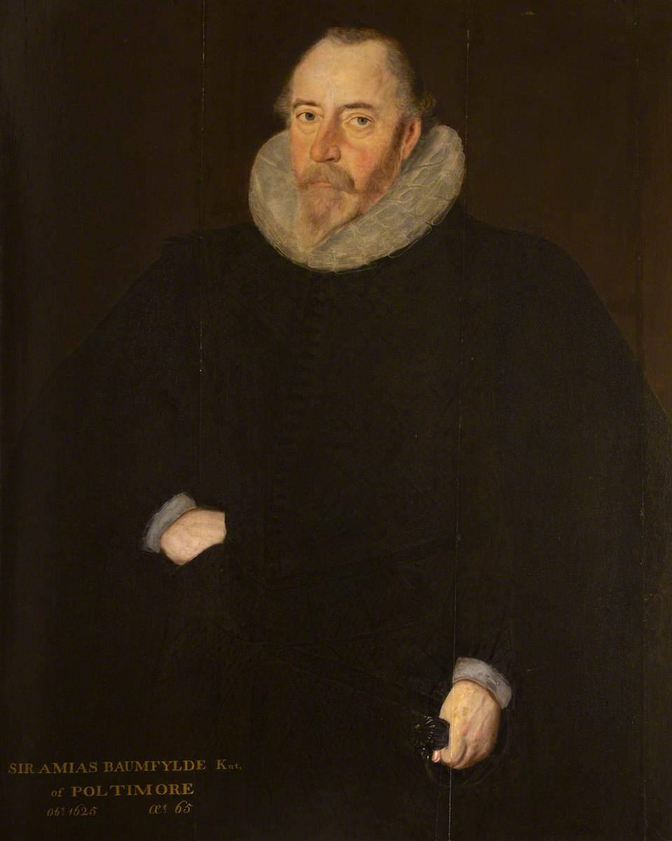 Sir Amyas Bampfylde (1550–1625), 1st Bt of Poltimore