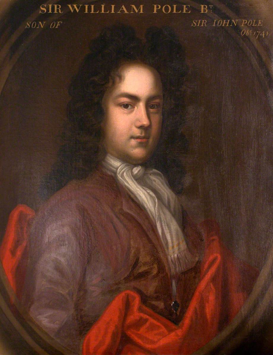 Sir William Pole (1678–1741), 4th Bt, MP