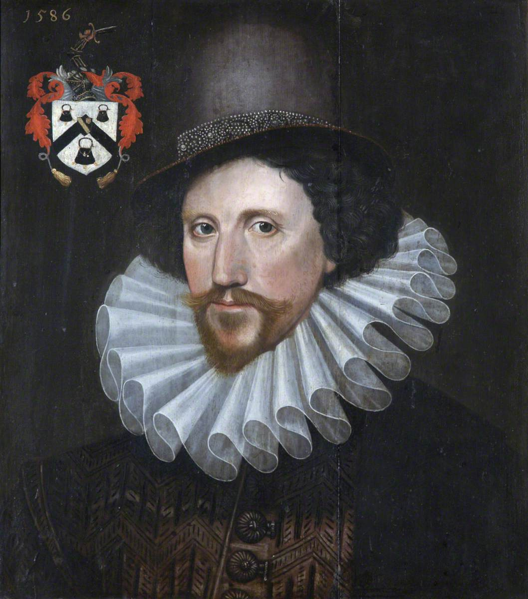 Sir Henry Palmer (c.1550–1611), Comptroller of the Navy