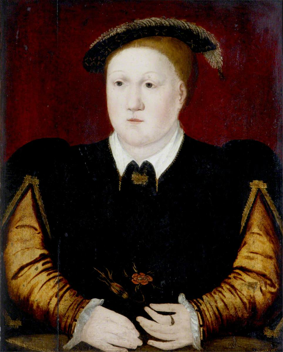 Edward VI (1537–1553), as a Youth