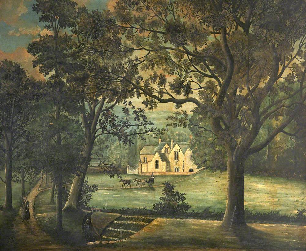 Bradley Manor, Devon