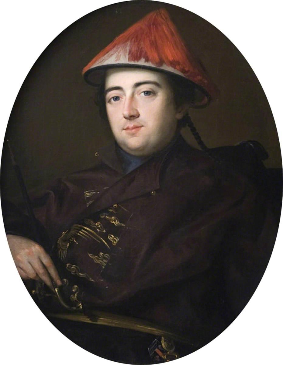 Thomas Keymer of Kidwelly (1722–1784), à la chinoise