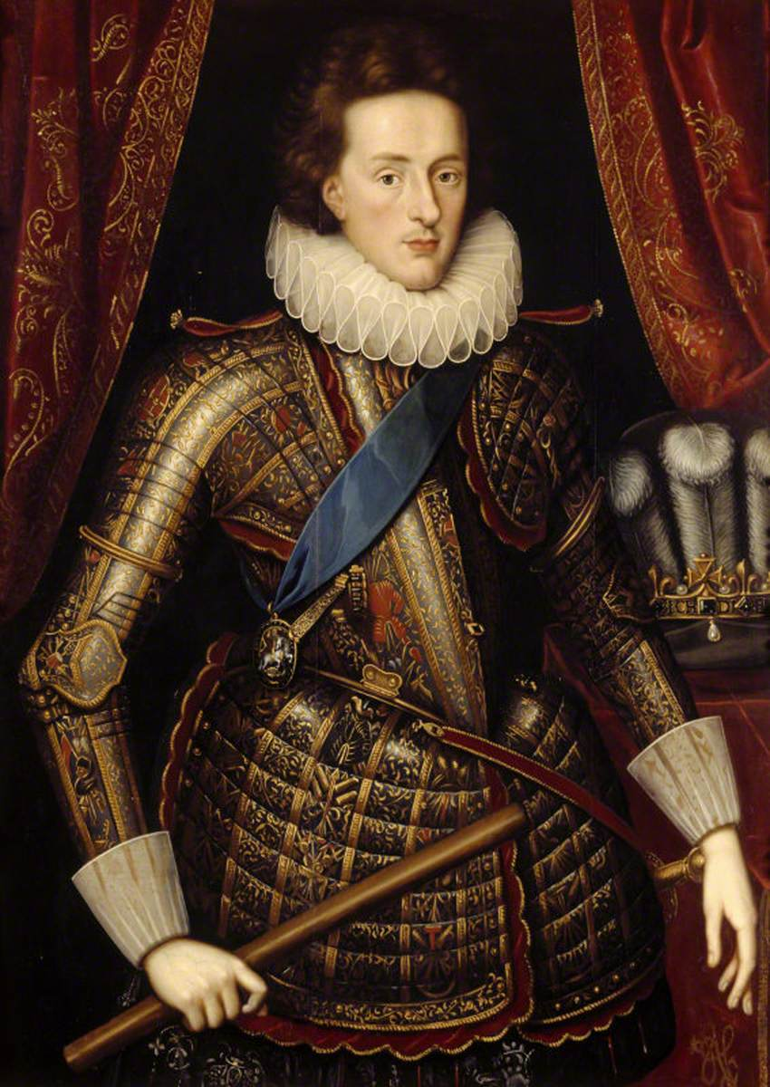 Prince Henry Frederick (1594–1612), Prince of Wales