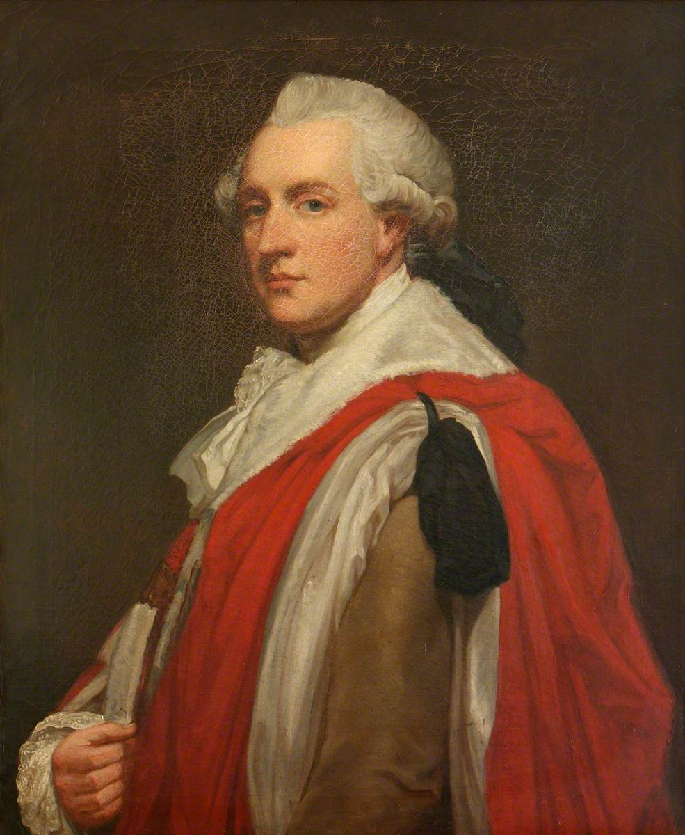 Sir Brownlow Cust (1744 –1807), 7th Bt, 1st Baron Brownlow