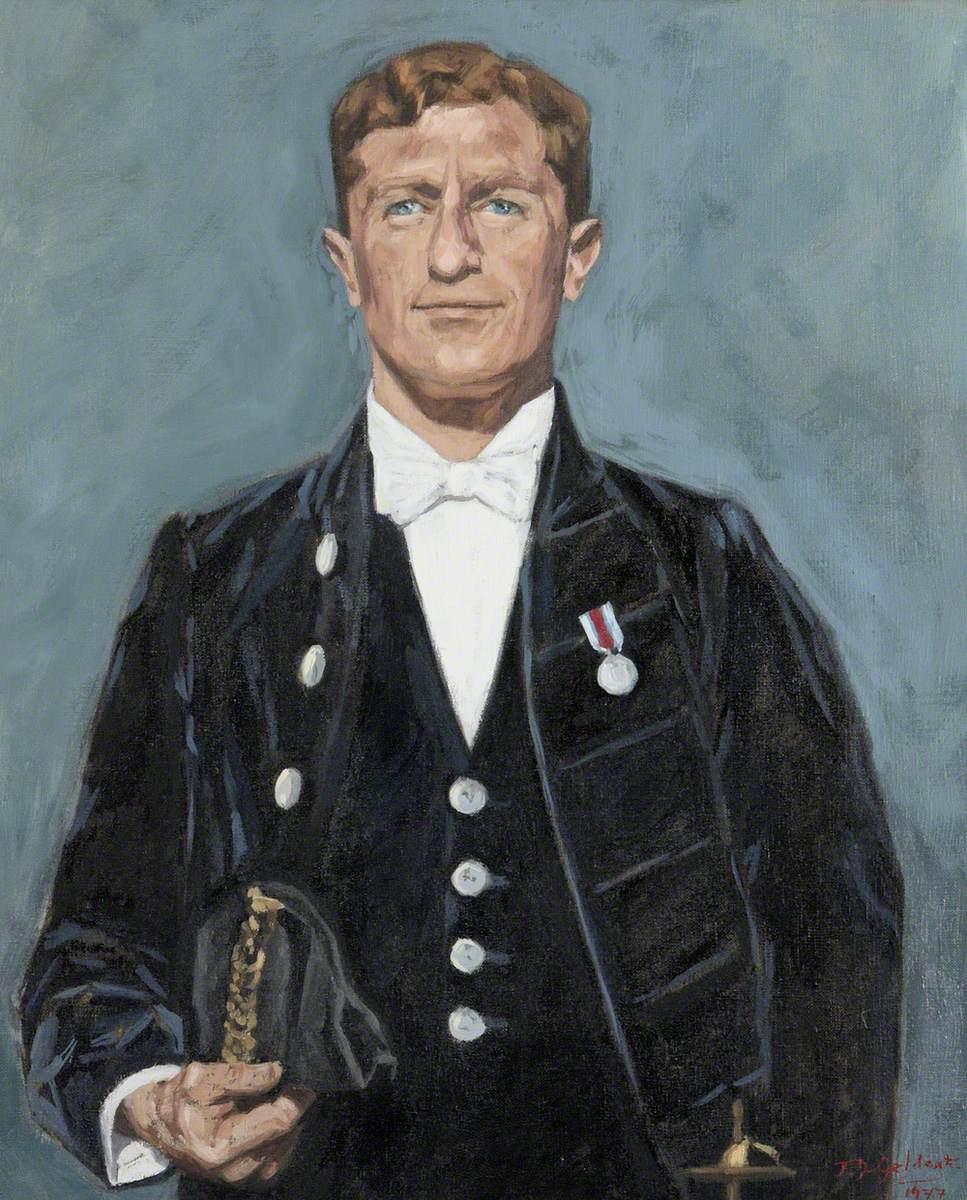 Simon Yorke IV (1903–1966)