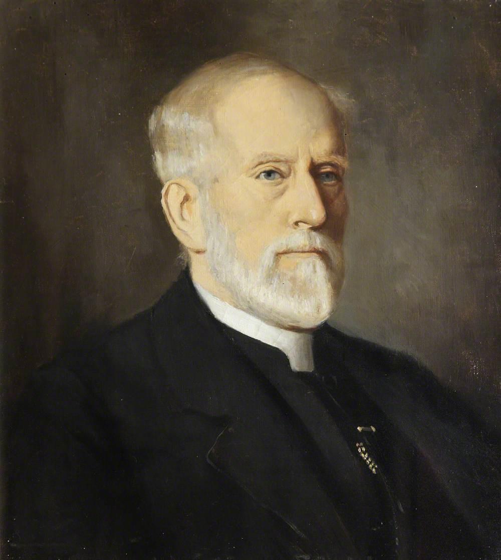 Reverend Thomas James Scott (d.1907), MA Oxon